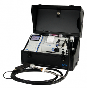J2KN pro Easy COMBUSTION | FLUE GAS | EMISSIONS ANALYZER