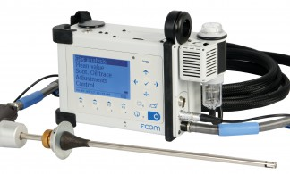 ecom-D   Combustion | Flue Gas | Emissions Analyzer